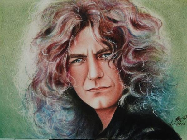 Robert Plant por vovaroz